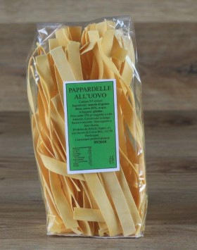 """Pappardelle all"""" uovo"""
