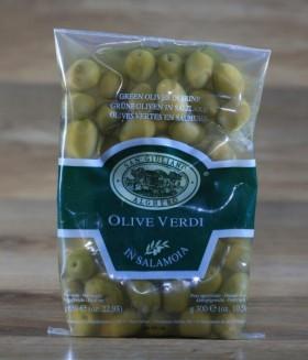 Olive verde 300 gr.